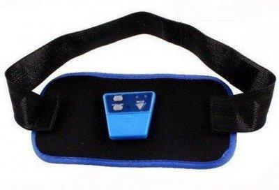 Массажер для сжигания жира AB Gymnic пояс миостимулятор для похудения 131461