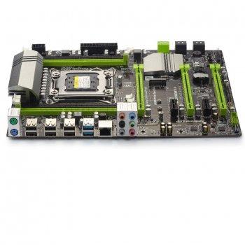 Материнська плата Atermiter X79 Turbo (s2011, Intel X79, PCI-Ex16)