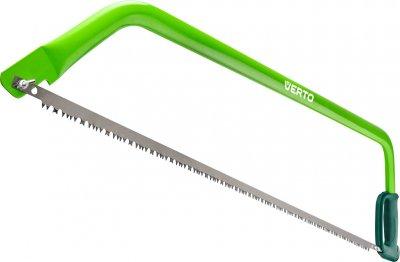 Пила лучковая Verto 91 см (15G156)