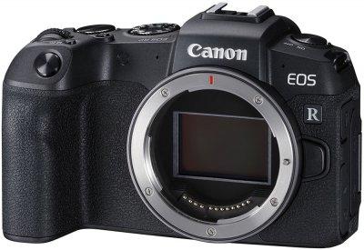 Фотоапарат Canon EOS RP Body w/Mount Adapter EF-EOS R Black Офіційна гарантія! (3380C041AA)