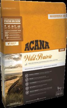 Сухой корм для котов Acana Wild Prairie Cat