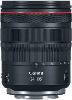 Canon RF 24-105 mm F4L IS USM Black Офіційна гарантія! (2963C005AA)