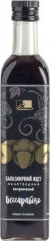 Уксус Колонист Бессарабико бальзамический виноградный купажный витаминный 4 года 500 мл (4820095340616)