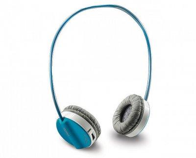 Стереогарнитура Rapoo H3070 Wireless Синий (DC-H3070 blue)