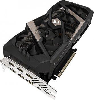Gigabyte PCI-Ex GeForce RTX 2080 Ti Aorus Xtreme 11GB GDDR6 (352bit) (1545/14140) (USB Type-C, 3 x HDMI, 3 x Display Port) (GV-N208TAORUS X-11GC)