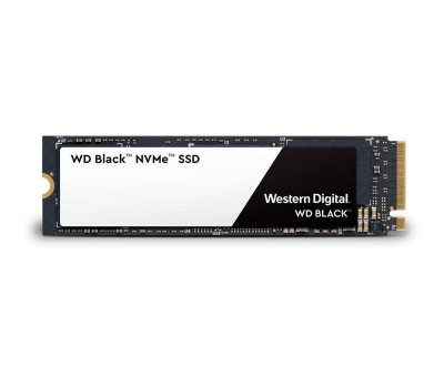 Твердотільний накопичувач M. 2 250Gb Western Digital Black PCIE 4x TLC 3000/1600 MB/s WDS250G2X0C