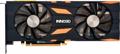Відеокарта GeForce RTX 2080 Ti OC INNO3D X2 OC 11Gb DDR6 352bit HDMI/3xDP/USB TypeC 1590/14000 MHz 2 x 8pin N208T211D6X2150633