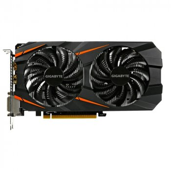 Відеокарта GeForce GTX1060 OC Gigabyte 3Gb DDR5 192bit 2xDVI/HDMI/DP 1797/8008 MHz GVN1060WF2OC3GD