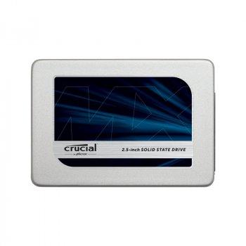 Твердотільний накопичувач 525Gb Crucial MX300 SATA3 2.5' 3D VNAND TLC 530/510 MB/s CT525MX300SSD1