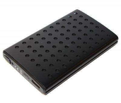 Зовнішній жорсткий диск 320Gb TrekStor DataStation Pocket Click Black 2.5' USB 3.0 TS25320PCL Ref