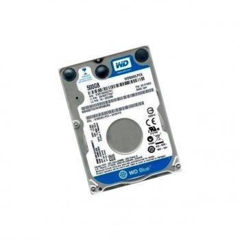 Жорсткий диск 2.5' 500Gb Western Digital Blue SATA3 16Mb 5400 rpm WD5000LPCX