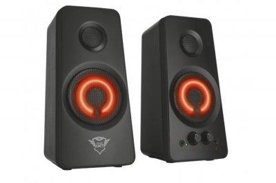 Колонки Trust GXT 608 Illuminated 2.0 Speaker Set(21202)