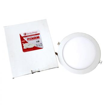 Світильник стельовий Electro House EH-LMP-1273 LED панель кругла 18W Ø 225мм