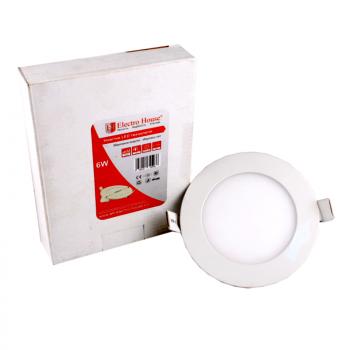 Світильник стельовий Electro House EH-LMP-1271 LED панель кругла 6W Ø 120мм
