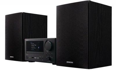 Сетевая MultiRoom CD-мини система Onkyo CS-N575D Black