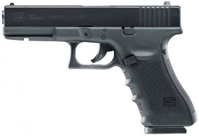 Пневматичний пістолет Umarex Glock 22 Gen4 (5.8360)