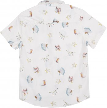 Рубашка Mayoral Mini Boy 3133-1 Белая