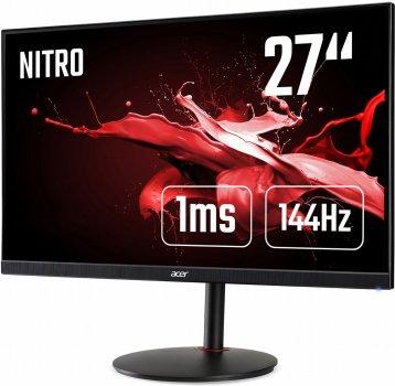 """Монитор 27"""" Acer Nitro XV272UPbmiiprzx (UM.HX2EE.P01)"""
