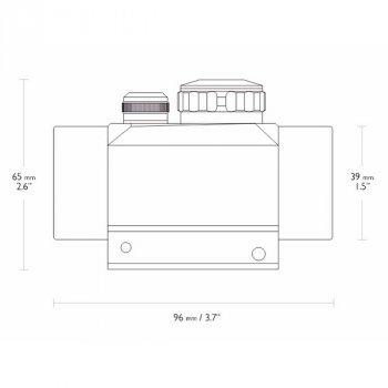 Приціл коліматорний Hawke RD1x30M WP (9-11mm)