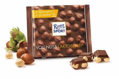 Шоколад Ritter Sport безлактозний 100 г * 5 шт