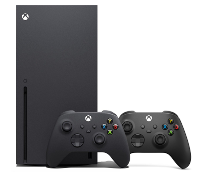 Xbox Series X 1Tb + Wireless Controller (Carbon Black)