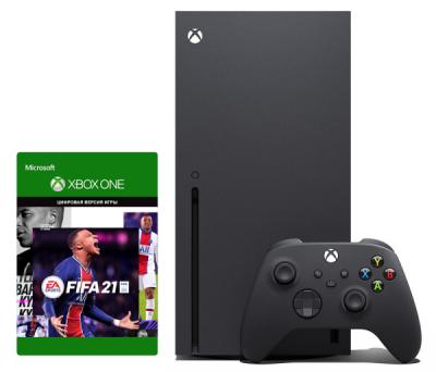 Xbox Series X 1Tb + FIFA 21