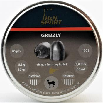 Кулі пневм H&N Grizzly