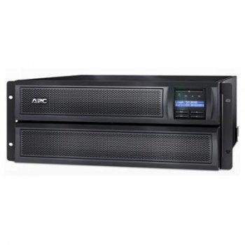 Пристрій безперебійного живлення APC Smart-UPS X 3000VA Rack/Tower LCD (SMX3000HV)