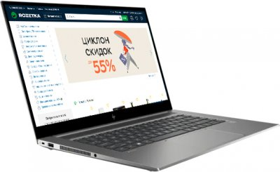 Ноутбук HP ZBook Create G7 (3J006AV_V1) Turbo Silver
