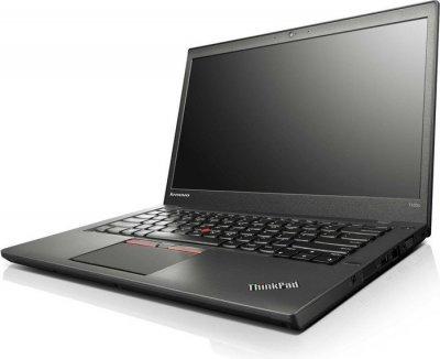 Ноутбук Lenovo ThinkPad T450-Intel Core i5-5300U-2,30GHz-8Gb-DDR3-128Gb-SSD-W14-Web-батерея -(B)- Б/В