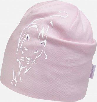 Демисезонная шапка David's Star 2120 50 см Розовая (ROZ6400049509)