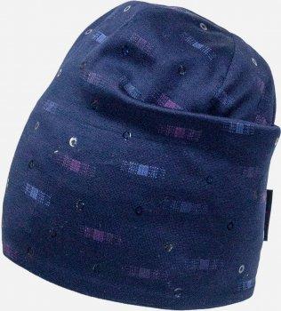 Демисезонная шапка David's Star 2122 52 см Синяя (ROZ6400049522)