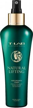Тонік для волосся T-LAB Professional Natural Lifting Hair Growth Toner для миттєвого об'єму, зволоження шкіри голови та довготривалого росту волосся 150 мл (5060466663022)