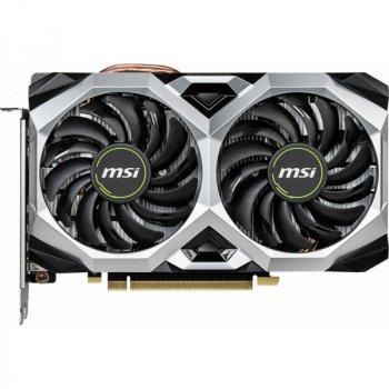 Відеокарта MSI PCI-Ex GeForce RTX 2060 Ventus XS 6G OC 6GB GDDR6 (192bit)
