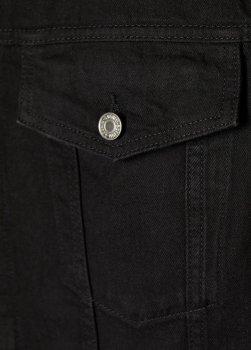 Куртка джинсова H&M 0849001 Чорна