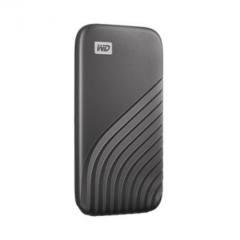 Зовнішній SSD накопичувач 500GB WD My Passport (WDBAGF5000AGY-WESN) USB 3.2 Type-C