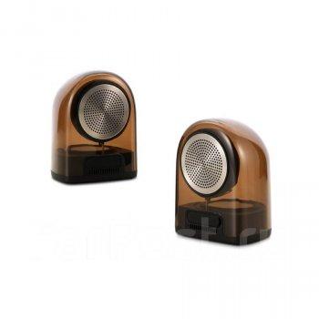 Bluetooth колонка Remax TWS Speaker RB-M32 Coffe