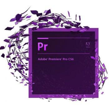 Adobe Premiere Pro for enterprise. Ліцензія для комерційних організацій, річна передплата на одного користувача в межах замовлення від 1 до 9 (65297902BA01A12)