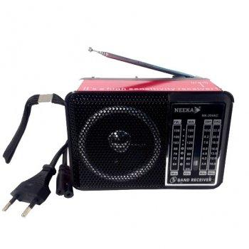 Миниатюрное радио NK-204 AC Neeka T-SH57723
