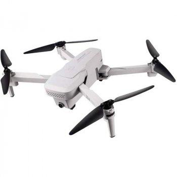 Квадрокоптер Visuo XS818 / Zen Mini, дві WiFi камерами 4К і HD, наявність GPS і FPV 5 Ghz, до 15 хвилин час польоту Gray