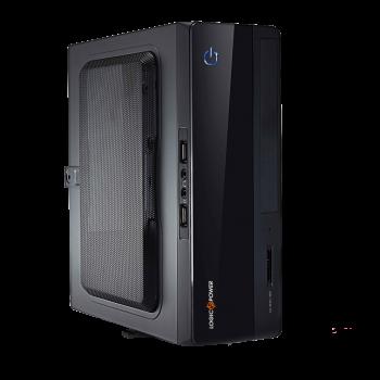 Корпус LP S101 180W 2xUSB3.0 Mini-ITX
