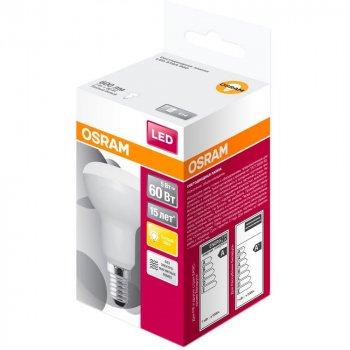 Лампа світлодіодна Osram LED STAR R63 7W (600Lm) 4000K E27