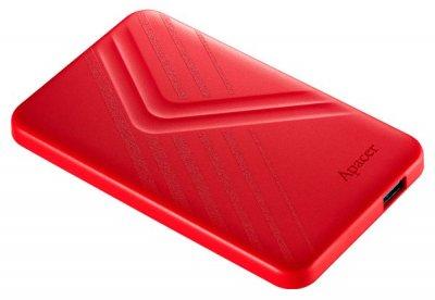 "Жорсткий диск Apacer 2.5"" USB 3.1 1TB AC236 Red"