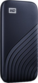 Western Digital My Passport 1TB USB 3.2 Type-C Midnight Blue (WDBAGF0010BBL-WESN) External
