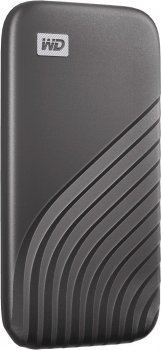 Western Digital My Passport 2TB USB 3.2 Type-C Space Gray (WDBAGF0020BGY-WESN) External