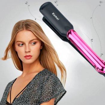 Випрямляч для волосся KM2113 Kemei T_AY28949