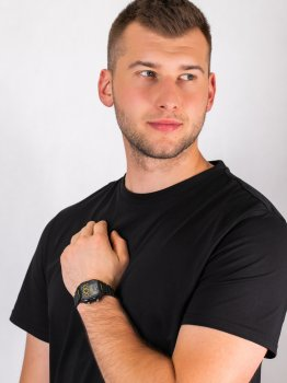 Чоловічі годинники Casio AE-1300WH-1AVEF