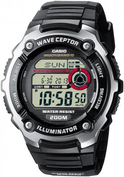 Чоловічі годинники Casio WV-200E-1AVEF