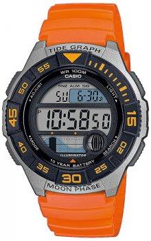 Чоловічі годинники Casio WS-1100H-4AVEF
