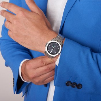 Чоловічі годинники Casio EFR-S107D-1AVUEF